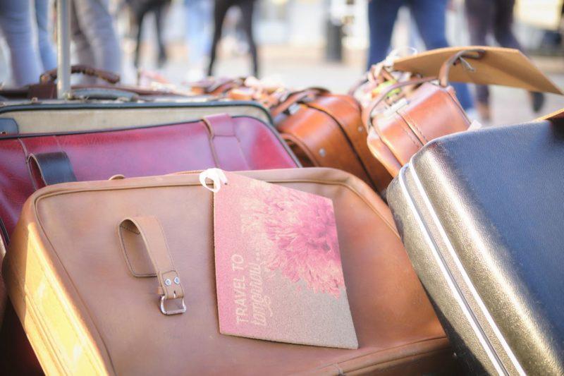 Luggage Travel to Tomorrow