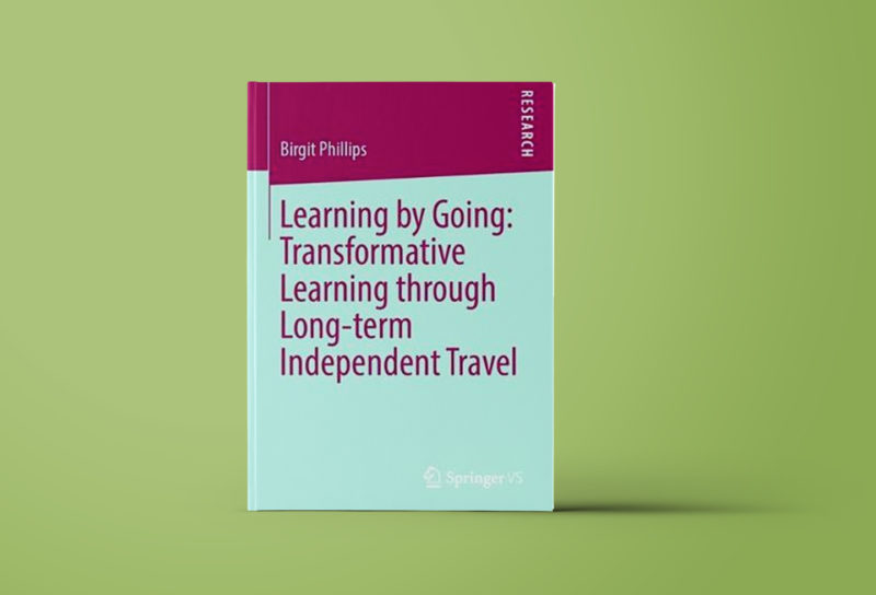 Learning by Going: Transformative Learning through Long-term Independent Travel